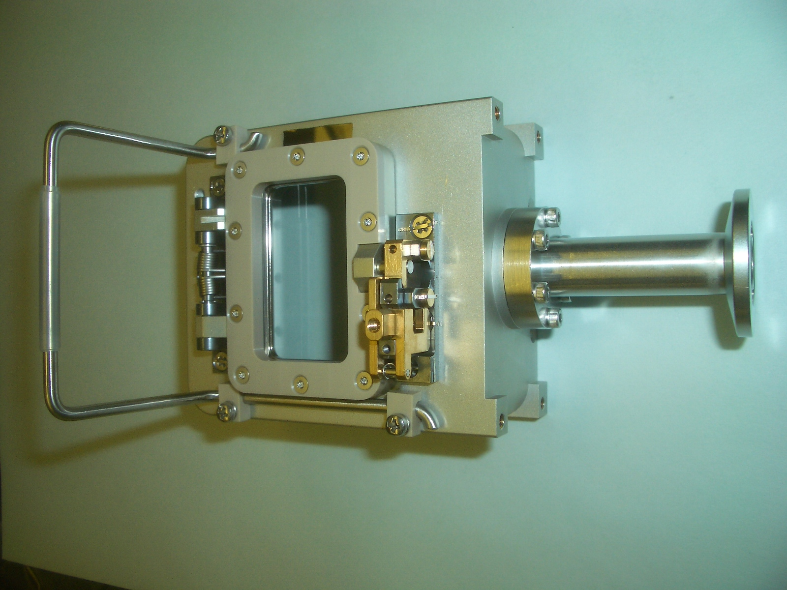 ALICE detector housing assembly