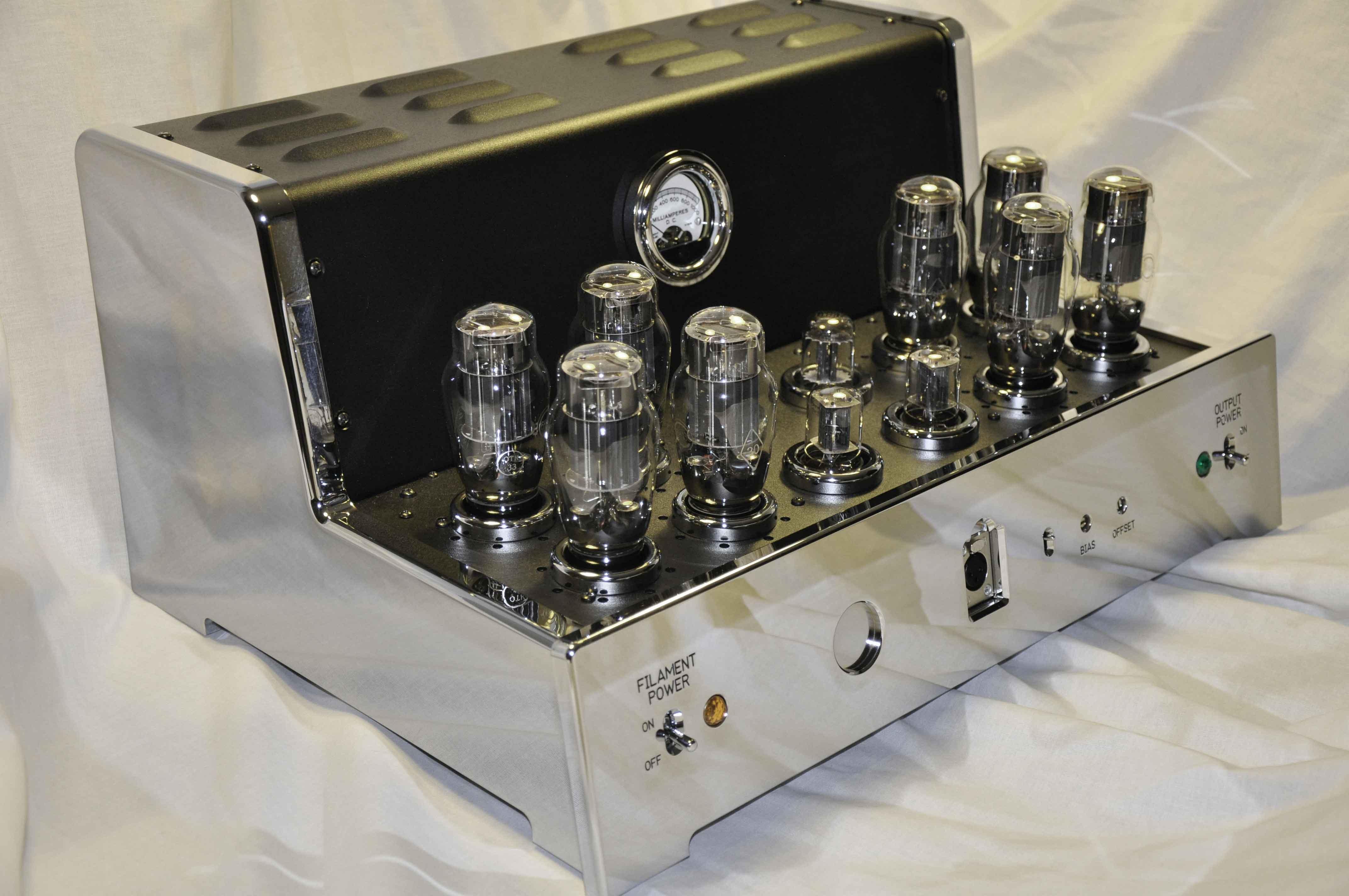 Atmasphere amp prototype